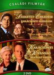 Jerry London, Ian Barry - Családi Filmtár Csomag III. (Karácsonyi kívánság,  A szeretet ébredése) [DVD]