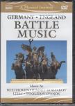 BEETHOVEN, RIMSKY-KORSAKOV, LISZT - BATTLE MUSIC - GERMANY - ENGLAND DVD