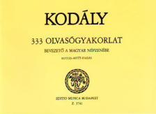 Kodály - 333 OLVASÓGYAKORLAT