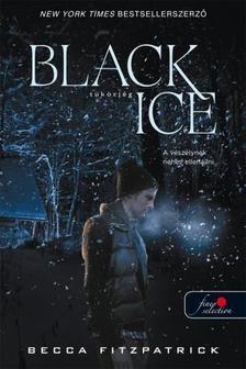 Becca Fitzpatrick - Black Ice - T�k�rj�g - Puha bor�t�s