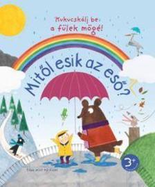 Katie Daynes - Kukucsk�lj be a f�lek m�g�: Mit�l esik az es�?