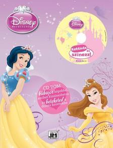 - Disney Hercegnők - színező szoftverrel