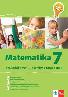 Tanja Koncan, Vilma Moderc, Rozalija Strojan - Matematika Gyakorl�k�nyv 7 - Jegyre Megy