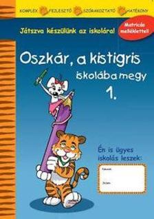 . - Oszkár, a kistigris iskolába megy 1.