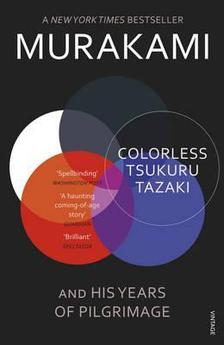 Murakami - Colorless Tsukuru Tazaki (B UK)