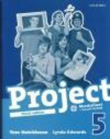 Tom Hutchinson - Project 5. 3rd Ed. Hungarian WB+Multirom