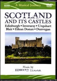 ELGAR - SCOTLAND AND ITS CASTLES - EDINBURGH - INVERARAY - URQUHART DVD