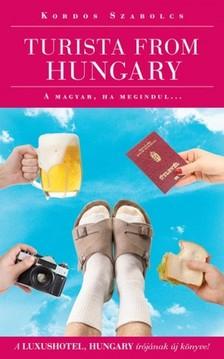 Kordos Szabolcs - Turista from Hungary - A magyar ha megindul...  [eK�nyv: epub, mobi]