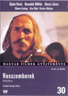 Szomjas Gy�rgy - ROSSZEMBEREK DVD