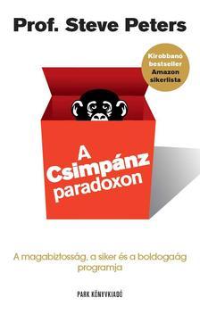 dr. Steve Peters - A Csimpánzparadoxon - A magabiztosság, a siker és a boldogság programja
