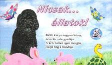 WATERS, VIOLET G. - NICSAK... ÁLLATOK! 2.