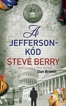 Steve Berry - A Jefferson k�d [eK�nyv: epub, mobi]