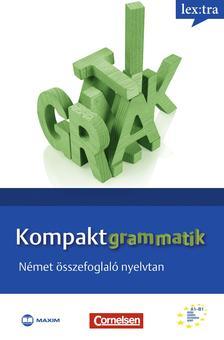 FUNK, HERMANN - KOENIG, MICHAEL  - Kompaktgrammatik - Német összefoglaló nyelvtan