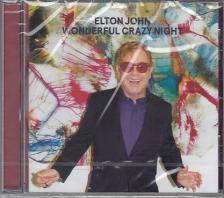 - WANDERFUL CRAZY NIGHT CD ELTON JOHN
