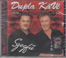 - DUPLA K�V� 16. CD SZEGF�