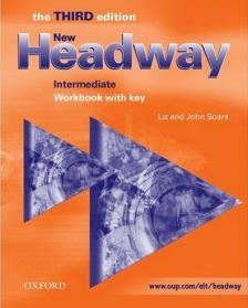 LIZ & JOHN SOARS - NEW HEADWAY INTERMEDIATE WORKBOOK WITH KEY - THE NEW EDITION
