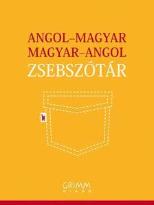 P. M�rkus Katalin - Angol-magyar, Magyar-angol zsebsz�t�r