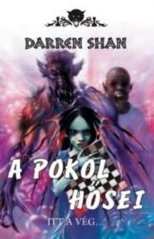Shan Darren - A POKOL HŐSEI - DÉMONVILÁG 10.