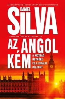 Daniel Silva - Az angol k�m - A Moszad �gyn�ke �s a kir�lyi c�lpont [eK�nyv: epub, mobi]