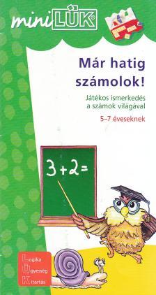 - LDI-204 M�R HATIG SZ�MOLOK! 5-7 �VESEKNEK /MINI-L�K/