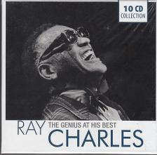 Ray Charles - THE GENIUS AT HIS BEST 10CD RAY CHARLES