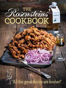 """- ROSENSTEIN THE COOKBOOK - """" All the good things are kosher"""""""