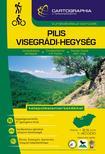 Cartographia Kiad� - PILIS, VISEGR�DI-HEGYS�G TURISTAKALAUZ T�RK�PPEL - 1:40000 -