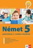 S�rv�ri T�nde, Gyuris Edit - N�met Gyakorl�k�nyv 5 - Jegyre Megy