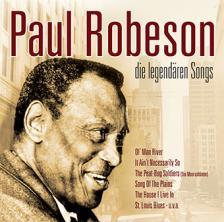 - PAUL ROBESON - DIE LEGENDAREN SONGS CD