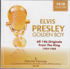 ELVIS PRESLEY - GOLDEN BOY 10CD ELVIS PRESLEY