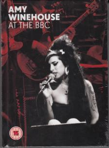 - AT THE BBC 3DVD+CD AMY WINEHOUSE