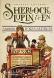 Irene Adler - Sherlock, Lupin és Én 3. - A skarlátvörös rózsa rejtélye [eKönyv: epub, mobi]