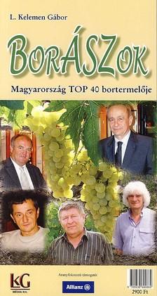 L. KELEMEN GÁBOR - Borászok - Magyarország top 40 bortermelője