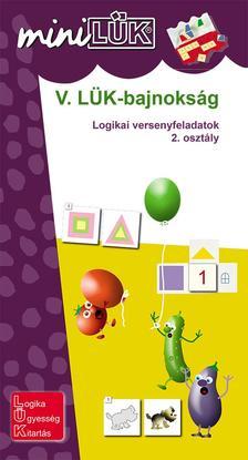 LDI530 - V. L�K-bajnoks�g - logikai versenyfeladatok  2. oszt�ly