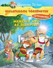 Geronimo Stilton - Ments�k meg az olimpi�t! - K�preg�ny