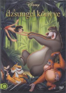 Disney - DZSUNGEL K�NYVE