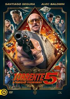 SANTIAGO SEGURA - Torrente 5 - A kezd� tizenegy