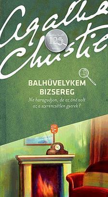 Agatha Christie - Balh�velykem bizsereg