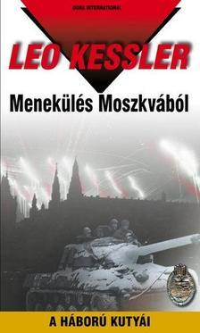 Leo Kessler - MENEK�L�S MOSZKV�B�L - A H�BOR� KUTY�I 25.