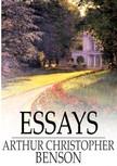 Benson Arthur Christopher - Essays [eKönyv: epub,  mobi]