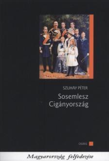 SZUHAY P�TER - Szuhay P�ter: Sosemlesz Cig�nyorsz�g