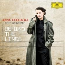 - BEHIND THE LINES ANNA PROHASKA CD