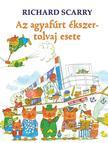 Richard Scarry - Az agyafúrt ékszertolvaj esete - Döbbenetes bűntények Tesz- Vesz városban