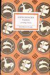 Zimmermann, Konrad (szerk.) - Griechische Vasen des 7. bis 4. Juahrhunderts [antikvár]