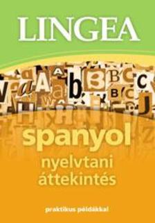- Spanyol nyelvtani áttekintés