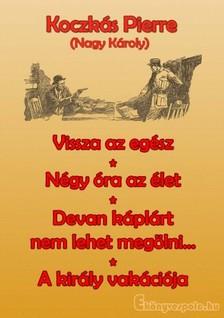 Kockás Pierre - Koczkás Pierre történetek [eKönyv: epub, mobi]
