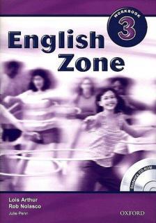 ARTHUR, LOIS-NOLASCO, ROB - ENGLISH ZONE 3. WB + CD-ROM
