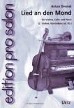 DVOR�K, ANTON - LIED AN DEN MOND F�R VIOLINE,  CELLO UND PIANO ARR. VON UWE R�SSLER