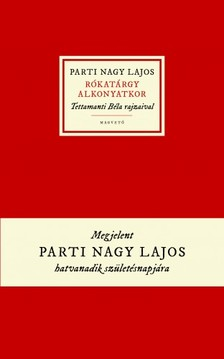 Parti Nagy Lajos - R�kat�rgy alkonyatkor [eK�nyv: epub, mobi]