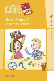 - LDI-318 NEXT STEPS 3. ANGOL SZ�KINCS ALAPOZ� 4. OSZT�LY /MINI-L�K/